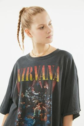 Urban Outfitters Tシャツ・カットソー 【Urban Outfitters】ニルヴァーナ オーバーサイズ Tシャツ(2)