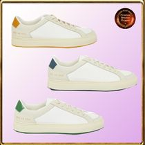 Common Projects (コモンプロジェクト) スニーカー *Common Projects* レトロ スエード&レザースニーカー 関送込