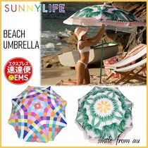 SUNNYLIFE★BEACH UMBRELLA★ビーチパラソル