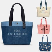新作☆関税込COACH Tote With Coach