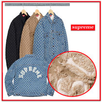 シュプリーム Supreme★Hole Punch Denim Trucker Jacket
