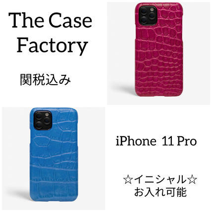 THE CASE FACTORY スマホケース・テックアクセサリー 関税込み☆The Case Factory☆iPhone 11 Pro クラシックケース