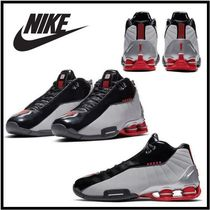 【新作!!入手困難】Nike Shox BB4 ''Black/University Red''