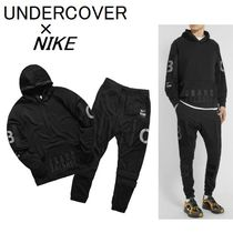 "UNDERCOVER(アンダーカバー) セットアップ 【UNDERCOVER×NIKE】""NRG TRACKSUIT""コラボセットアップ☆black"
