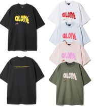 ★WV PROJECT★Lazy short sleeve TEE★5色★Tシャツ