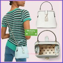 【kate spade】可愛いフォルム★remedy small top-handle bag★