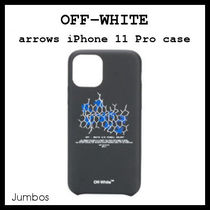 【OFF-WHITE】arrows iPhone 11 Pro case - スマホケース