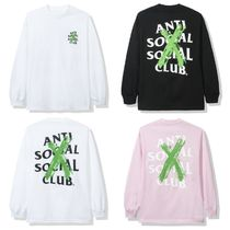 FW19 Anti Social Social Club Cancelled Remix Long Sleeve Tee