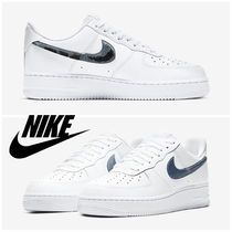 NIKE ナイキ Air Force 1 LV8 / White&Grey / 送料込