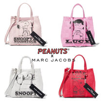 【PEANUTS x MARC JACOBS】 The Mini Tag Tote  ミニ タグトート