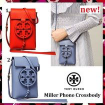 新作 セール Tory Burch ゴージャス Miller Phone Crossbody