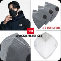 [THE NORTH FACE]★20S NEW★TNF MASK FILTER 2PACK_6FILTER SET