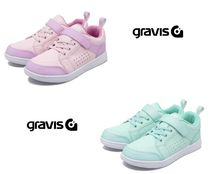 Gravis(グラビス ) キッズスニーカー ☆gravis☆キッズ ALEX.K LO (15-22) 2color 国内発送 正規品!
