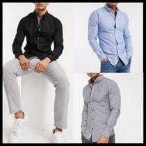 River Island muscle fit oxford shirt