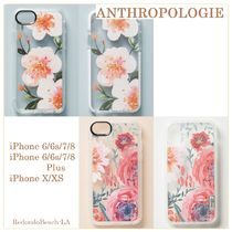 【US限定★日本未販売】ANTHROPOLOGIE Petals/Floral ケース