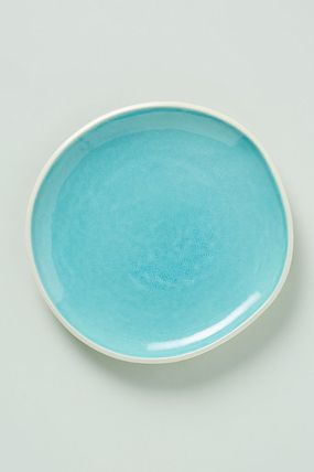 Anthropologie 食器(皿) 期間限定セール! Mary Jo Side Plates 4枚セット