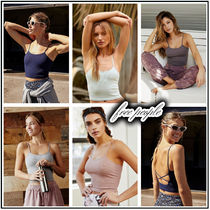 free people★Strappy Back Tighten Up Tank★関税送料込