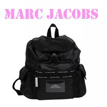 Marc Jacobs black Ripstop backpack XL バックパック リュック
