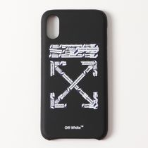 OFF-WHITE カバー OMPA014S20294003 AIRPORT TAPE iPhoneX/XS