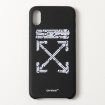 OFF-WHITE カバー OMPA011S20294003 AIRPORT TAPE iPhoneXS MAX