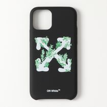 OFF-WHITE カバー OWPA012R20F14039 CORALS PRINT iPhone11Pro