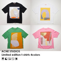 【SS20/限定商品】ACNE STUDIOS Limited edition 限定Tシャツ4色