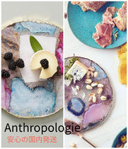 国内発送Anthropologie完売前に♪ Composite Agate Cheese Board