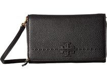 【SALE】Tory Burch McGraw Flat Wallet Crossbody