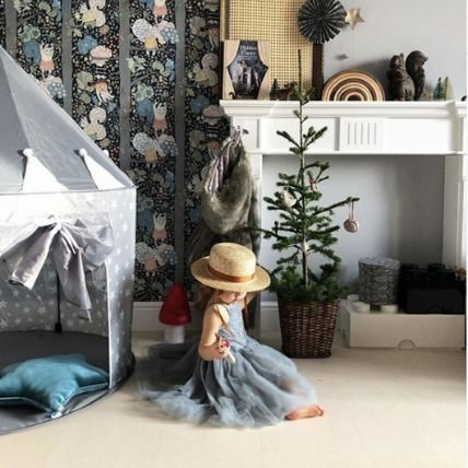 Kids Concept キッズテント・プレイテント ◆Kids Concept◆北欧◆Play Tent Star プレイ テント 隠れ家(2)