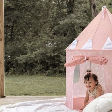 Kids Concept キッズテント・プレイテント ◆Kids Concept◆北欧◆Play Tent Star プレイ テント 隠れ家(5)