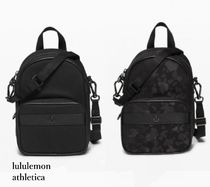lululemon*Now and Always Convertible Bag Mini*2WAYバッグ