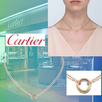 Cartier★☆ トリニティ ネックレス TRINITY NECKLACE