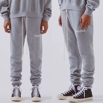 FOG  Essentials Sweatpants グレーx白