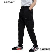 OFF-WHITE Cargo Trousers オフホワイト カーゴパンツ