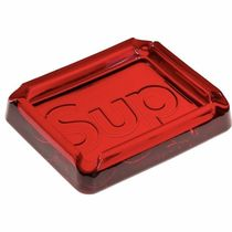 Supreme Debossed Glass Ashtray SS20 WEEK10