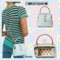 kate spade★remedy small top-handle bag★CLOUD MIST