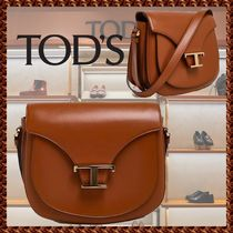SS20◆TOD'S◆brown new t bag