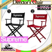 Supreme(シュプリーム) 椅子・チェア 19SS /Supreme Director's Chair ディレクターズ チェアー 椅子