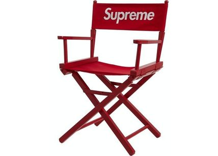 Supreme 椅子・チェア 19SS /Supreme Director's Chair ディレクターズ チェアー 椅子(4)