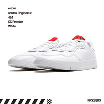 人気話題コラボ!adidas Originals x 424 SC Premier White