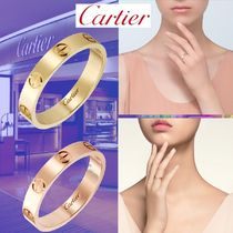 ★Cartier★LOVE Wedding Band☆18k ピンク・イエローゴールド