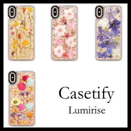 Casetify スマホケース・テックアクセサリー 【送関込】★Casetify★名前入り 押し花 iPhone Case(2)