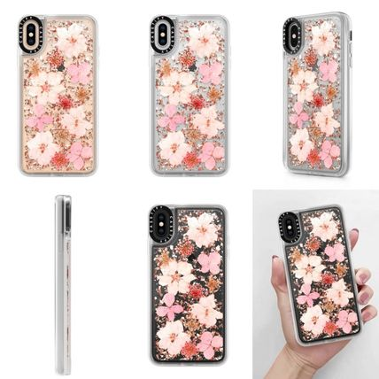 Casetify スマホケース・テックアクセサリー 【送関込】★Casetify★名前入り 押し花 iPhone Case(5)