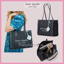 【kate spade】新作☆market denim medium tote
