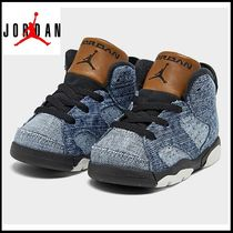 【日本未入荷!!】Nike Air Jordan Retro 6 Denim ベビー
