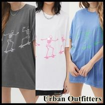 ☆Urban Outfitters☆スケルトンプリントTシャツ 関送込