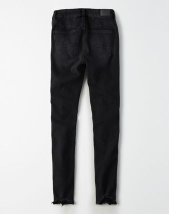 American Eagle Outfitters デニム・ジーパン ★送料・関税込★American Eagle★Denim Jagging Destroy Pants(5)