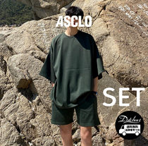 ASCLO CAPPY Half Sleeve Shirt & Short Pants NR1023 追跡付