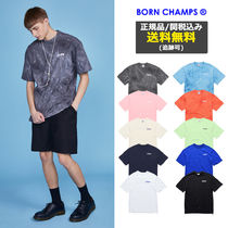 [BORNCHAMPS] CHMPS TEE CETBMTS01 10COLOR 韓国 無料配送