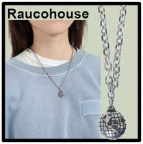 ★送料・関税込★RAUCOHOUSE★GLOBE PENDANT NECKLACE